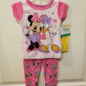 Disney Matching Sets - Disney Baby Minnie Mouse and Daisy Duck